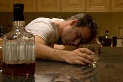 Alcohol hypnosis